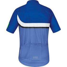 GORE BIKE WEAR POWER TRAIL Jersey Men blizzard/brilliant blue